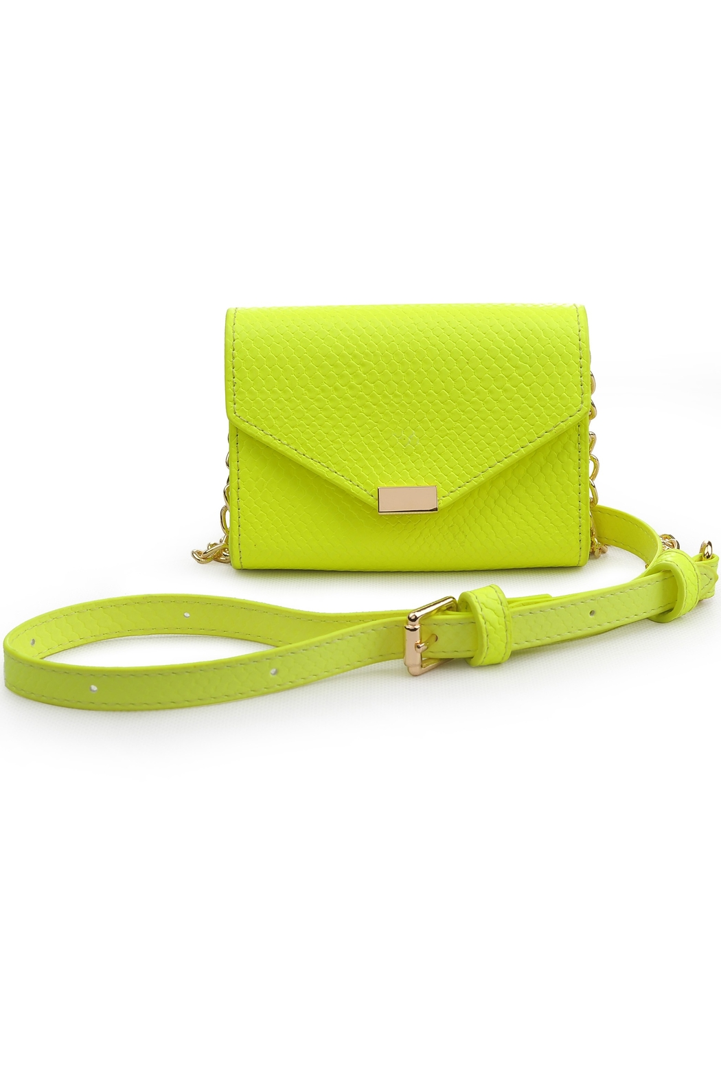 Urban Expressions Jasmine Mini Wallet Crossbody - Front Cropped Image