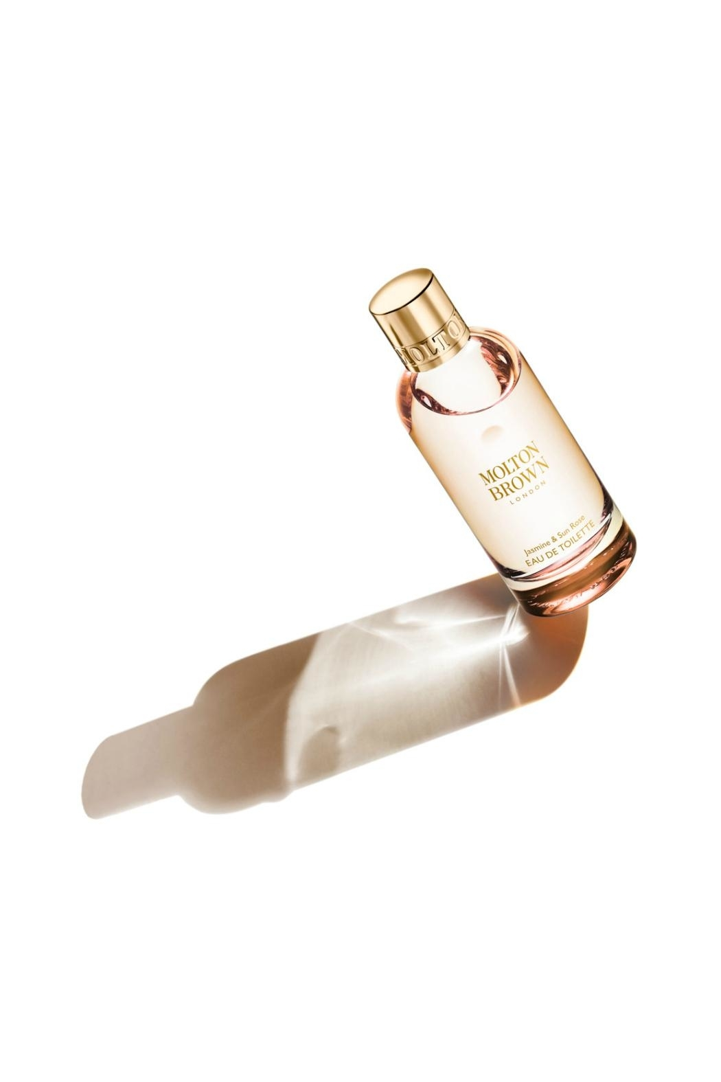 Molton Brown Jasmine&Sun Rose Edt - Front Full Image