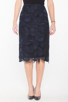 Shoptiques Product: Lace Overlay Skirt