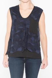 Jason Wu Lace Overlay Tank - Product Mini Image