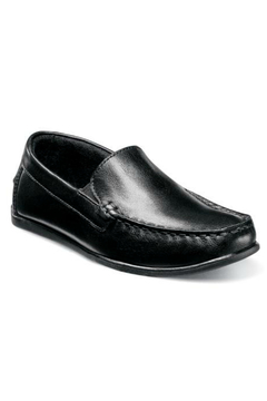 Shoptiques Product: JASPER JR. MOC TOE VENETIAN LOAFER