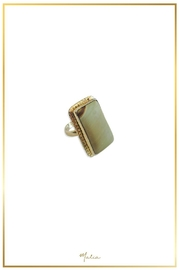 Malia Jewelry Jasper Ring - Product Mini Image