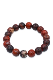Made It! Jasper Stone Bracelet - Product Mini Image