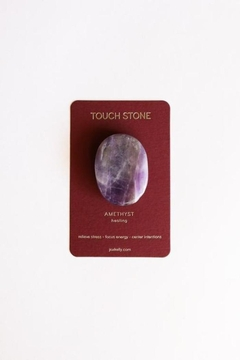 JaxKelly Amethyst Touch Stone - Product List Image