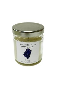 JaxKelly Crystal Candle: Lapis - Product List Image