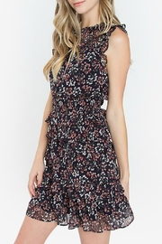 ALB Anchorage Jay Ruffled Dress - Front cropped