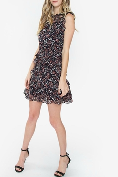 ALB Anchorage Jay Ruffled Dress - Alternate List Image