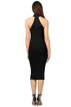 Shoptiques Product: Black Viola Dress