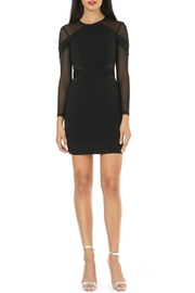 Jay Godfrey Mesh Panel Dress - Product Mini Image