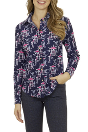 Jude Connally Jayden Shirt - Front cropped
