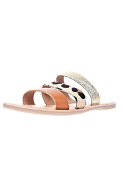 Rebels Jaylen Leather Slide - Product Mini Image