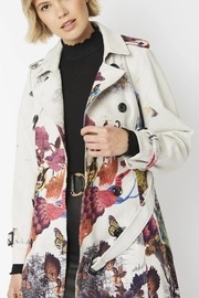 JayLey Ultrasuede Print Coat - Product Mini Image