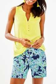 Lilly Pulitzer Jayne Knit Short - Front cropped