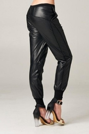 TOV Jazzy Leatherette Joggers - Other