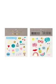 Meri Meri Jazzy Tattoos - Product Mini Image