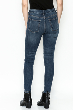 JBD Ripped Skinny Jeans - Alternate List Image