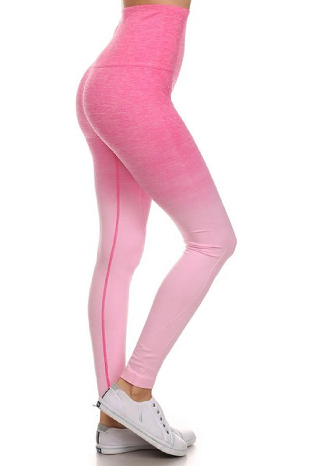 JChronicles Athleisure Legging Pants - Front Cropped Image
