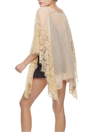 JChronicles Beach Cover Up - Front full body