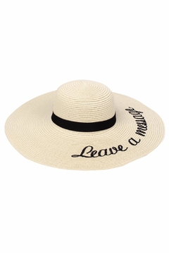 JChronicles Beach Floppy Hats - Product List Image