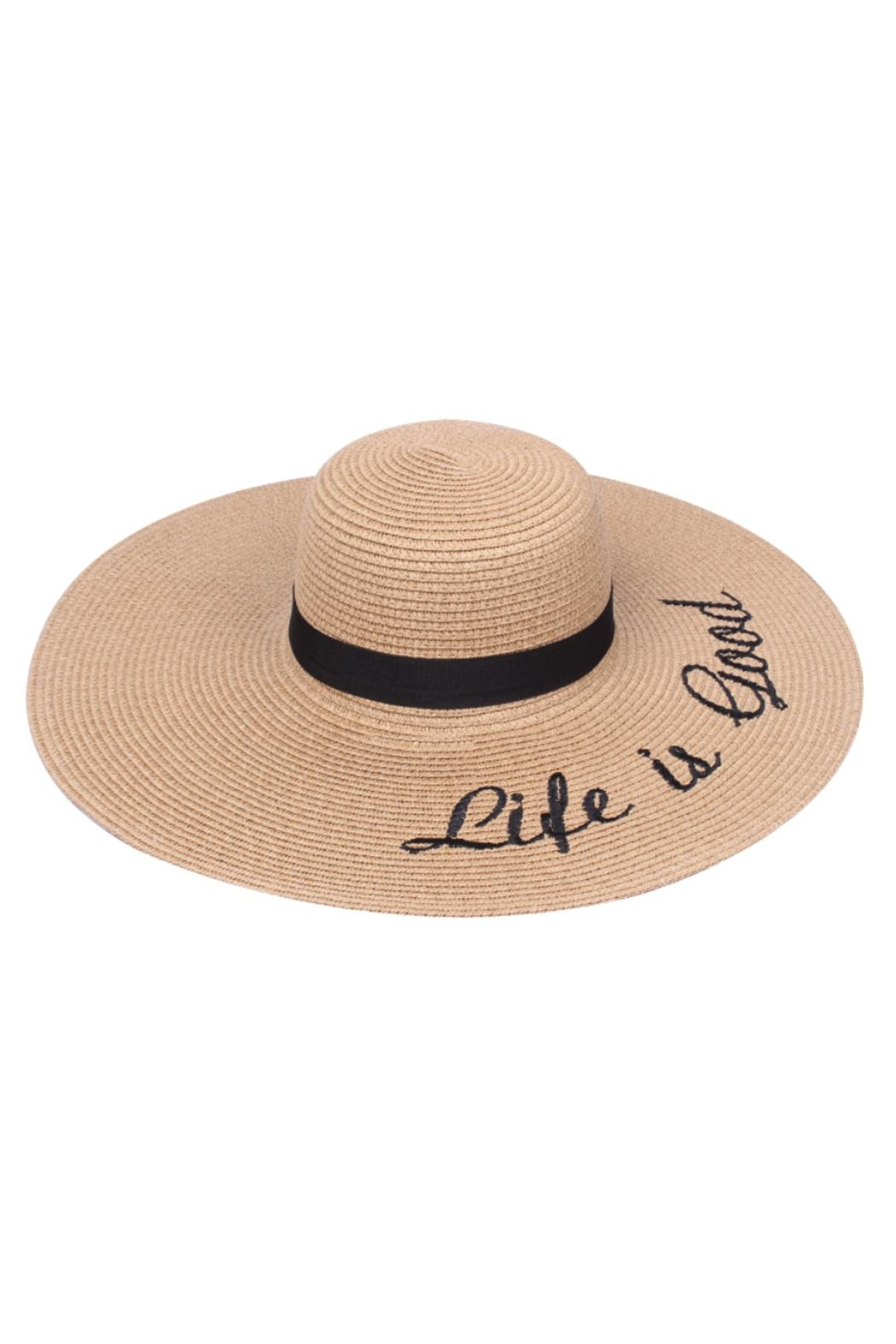 JChronicles Beach Floppy Hats - Main Image
