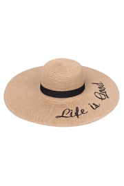 JChronicles Beach Floppy Hats - Front cropped