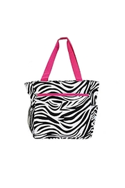 JChronicles Beach Tote Bags - Front cropped
