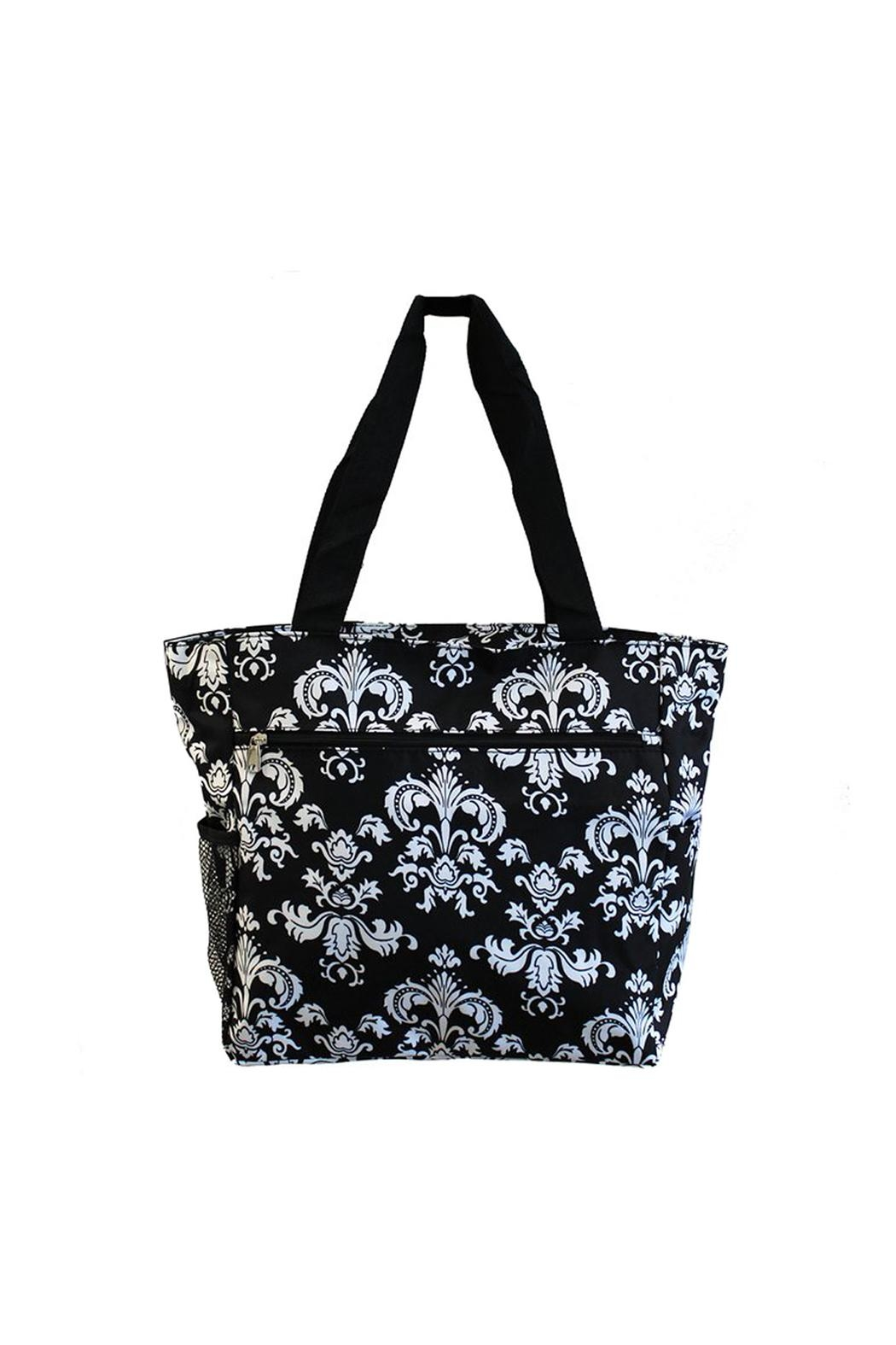 JChronicles Beach Tote Bags - Main Image