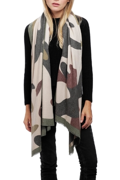 Shoptiques Product: Camouflage Oblong Scarf