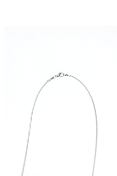 JChronicles Clef Charm Necklace - Alternate List Image