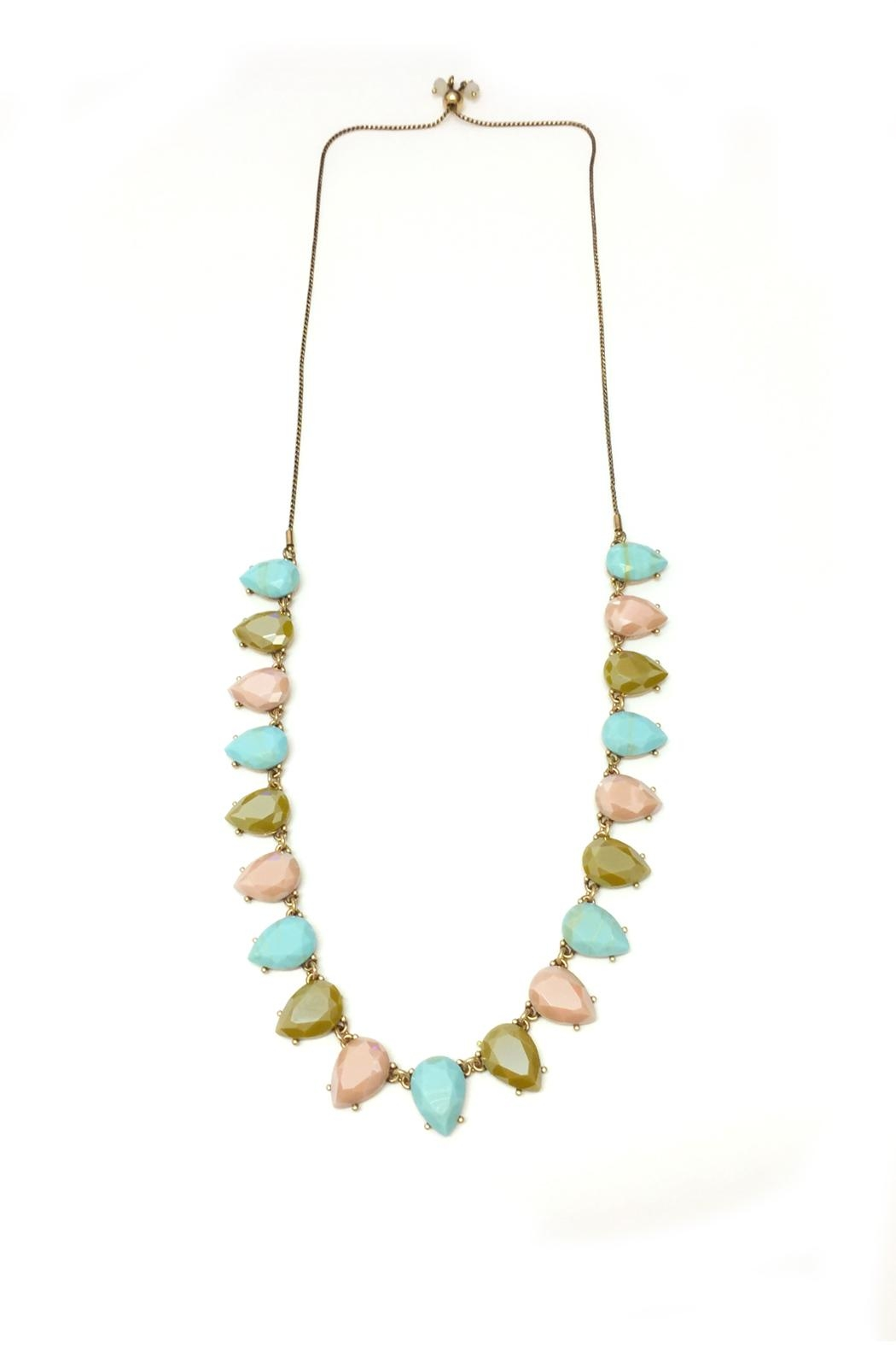 JChronicles Facet Stone Necklace - Main Image