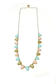 JChronicles Facet Stone Necklace - Product Mini Image