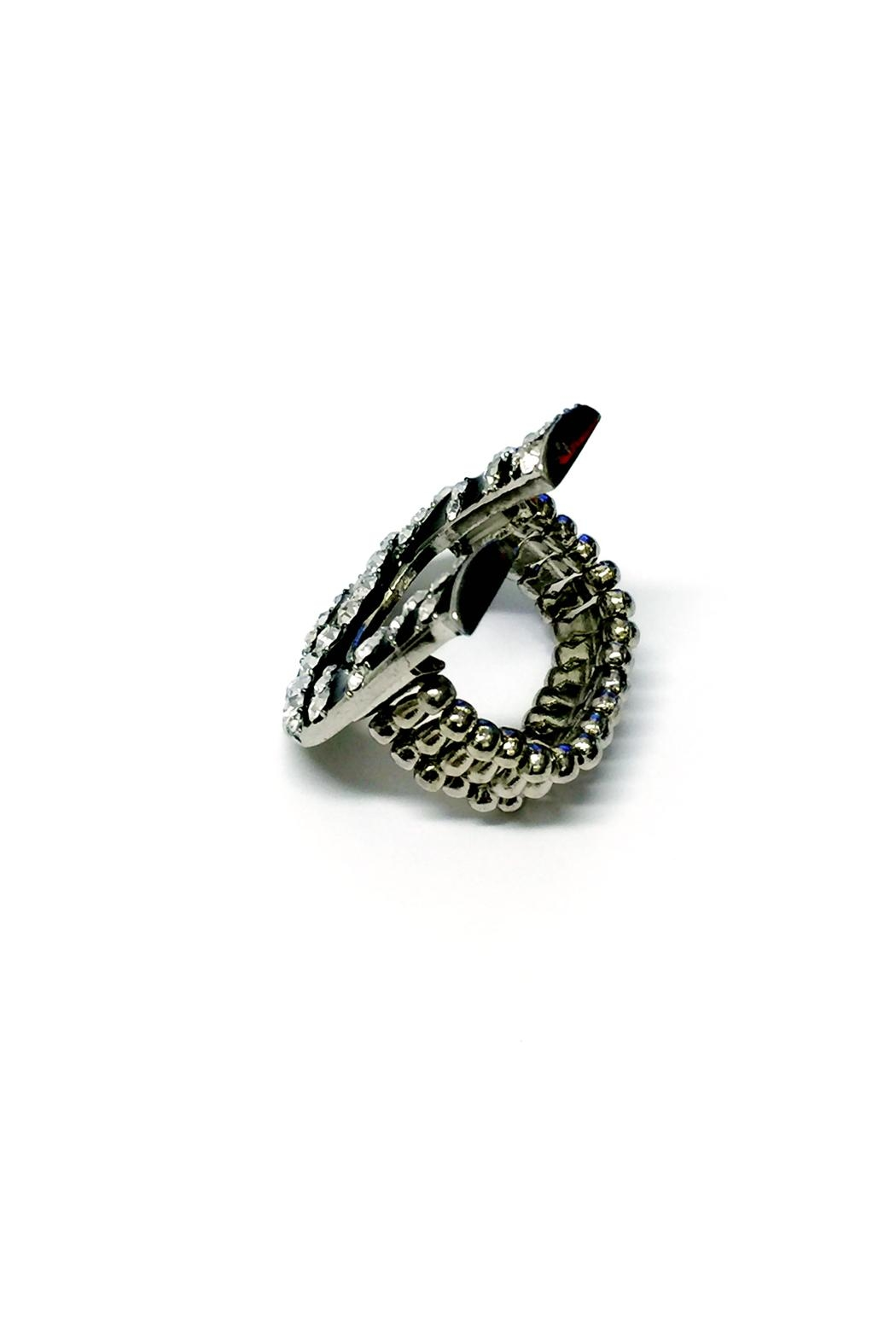 JChronicles Horse Shoe Stretch Ring - Side Cropped Image