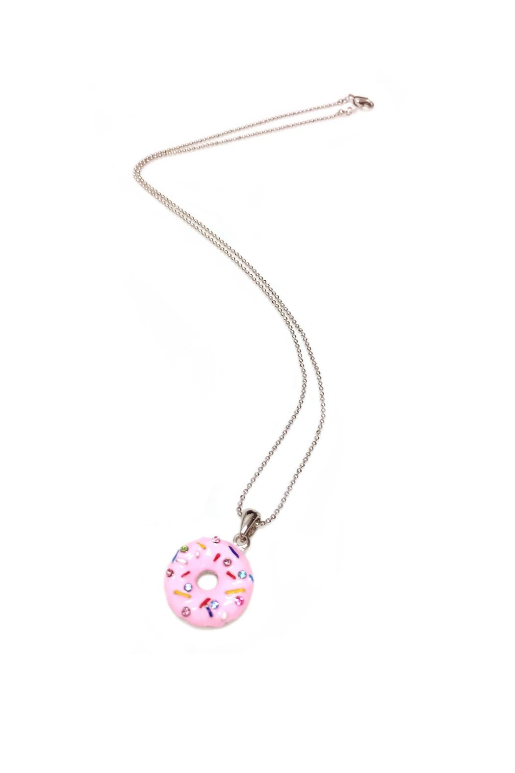 JChronicles I Love Donuts Necklace - Main Image
