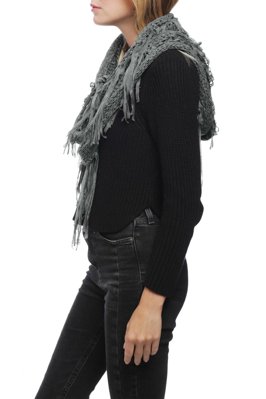 JChronicles Knit Infinity Scarf - Front Full Image