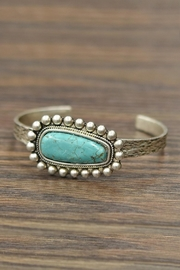JChronicles Natural Turquoise Bracelet - Product Mini Image