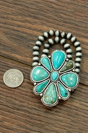 JChronicles Natural Turquoise Bracelet - Other