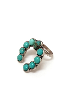 Shoptiques Product: Natural Turquoise Ring