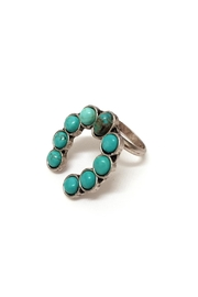 JChronicles Natural Turquoise Ring - Front cropped