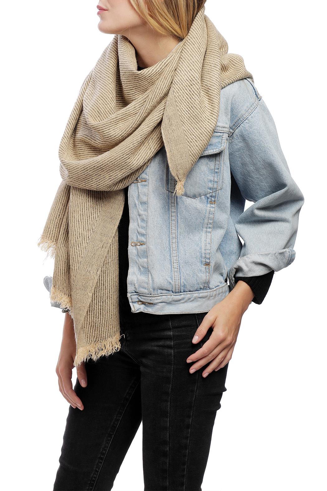 JChronicles Oblique Oblong Scarf - Main Image