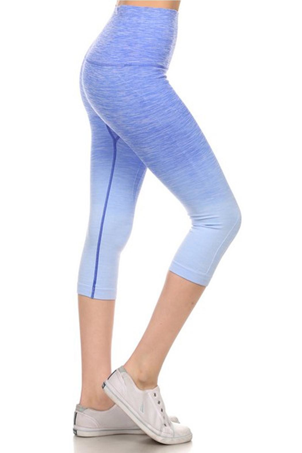 JChronicles Ombree Capri Legging - Front Cropped Image