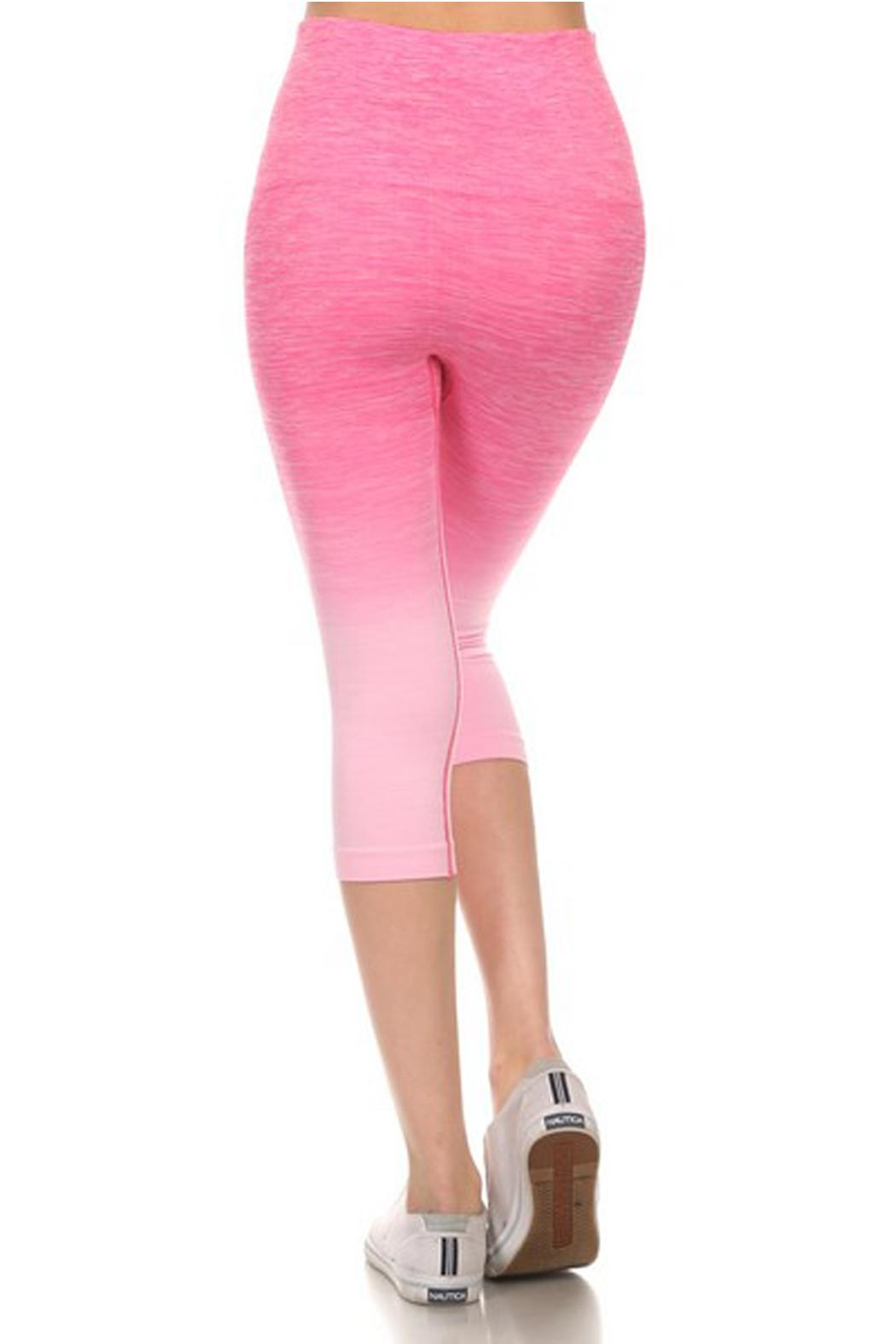 JChronicles Ombree Capri Legging - Side Cropped Image