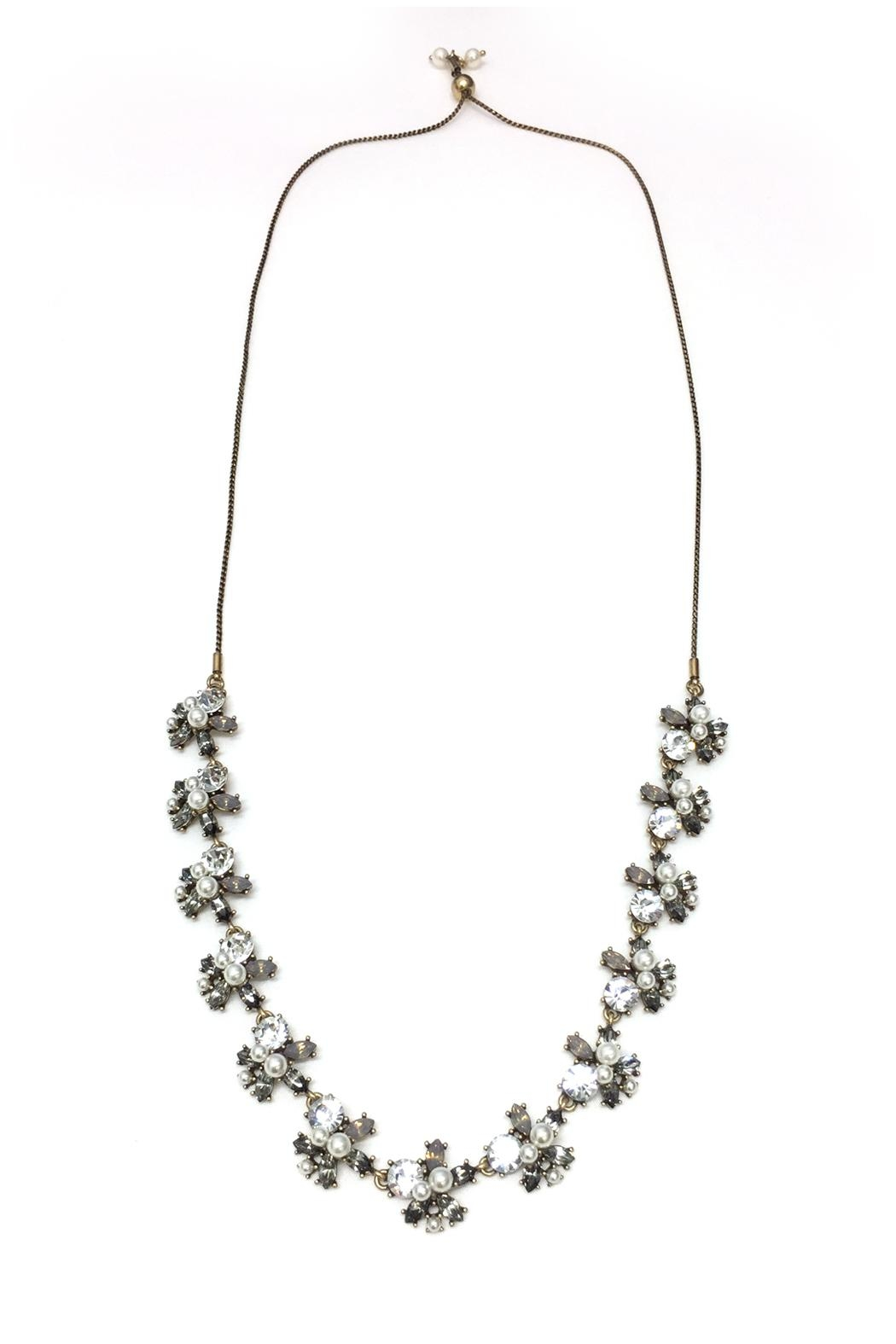 JChronicles Pearl Long Necklace - Main Image
