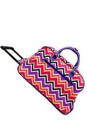 JChronicles Rolling Duffel Bags - Front cropped