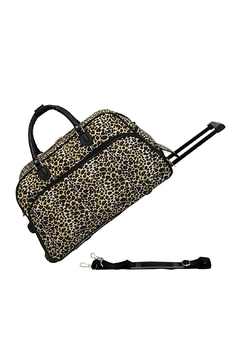 Shoptiques Product: Rolling Duffle Bags