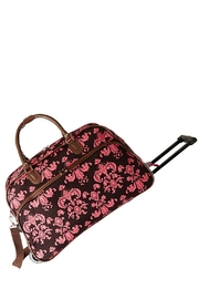 JChronicles Rolling Duffle Bags - Front cropped