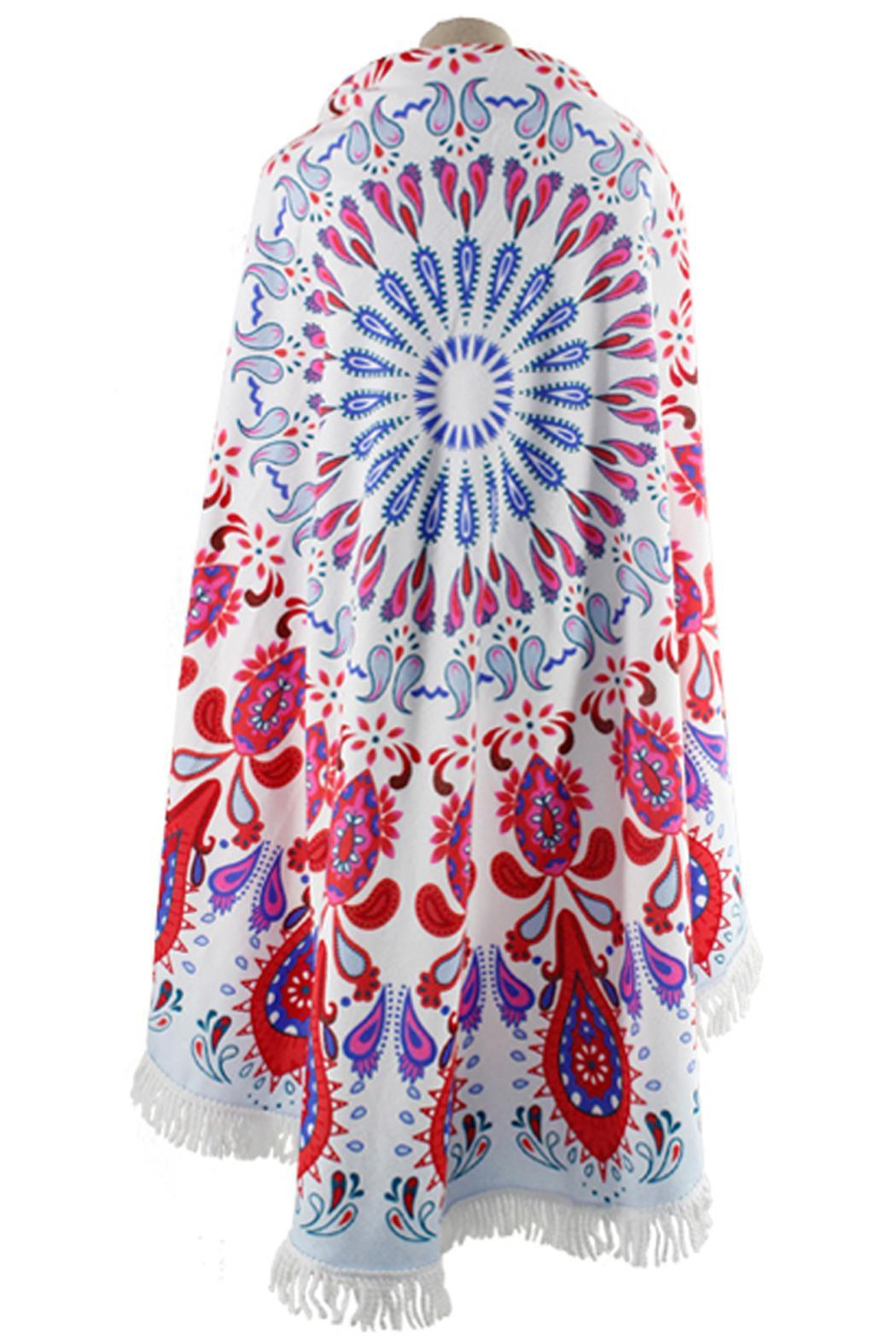 JChronicles Moroccan Beach Towel - Front Full Image