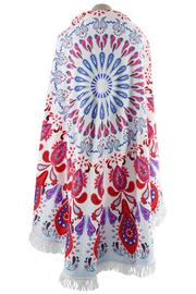 JChronicles Moroccan Beach Towel - Front full body