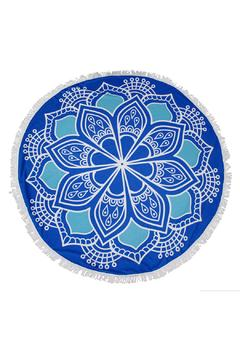 JChronicles Lotus Mandala Beach Towel - Product List Image