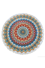 JChronicles Round Mandala Towel - Product Mini Image