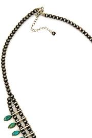 JChronicles Squash Bloom Necklace - Side cropped